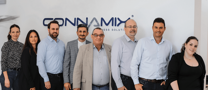 Connamix Headquarters Team