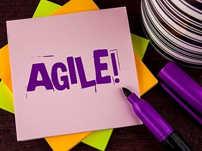 Agility – your chance/change to success