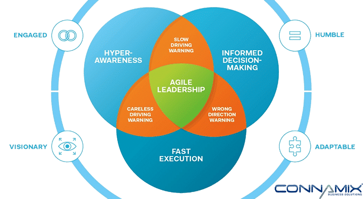 Have Modell Agilität Agile Führung Digitale tgransformation Digitalisierung