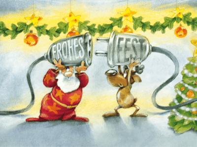 CONNAMIX wünscht frohe Weihnachten
