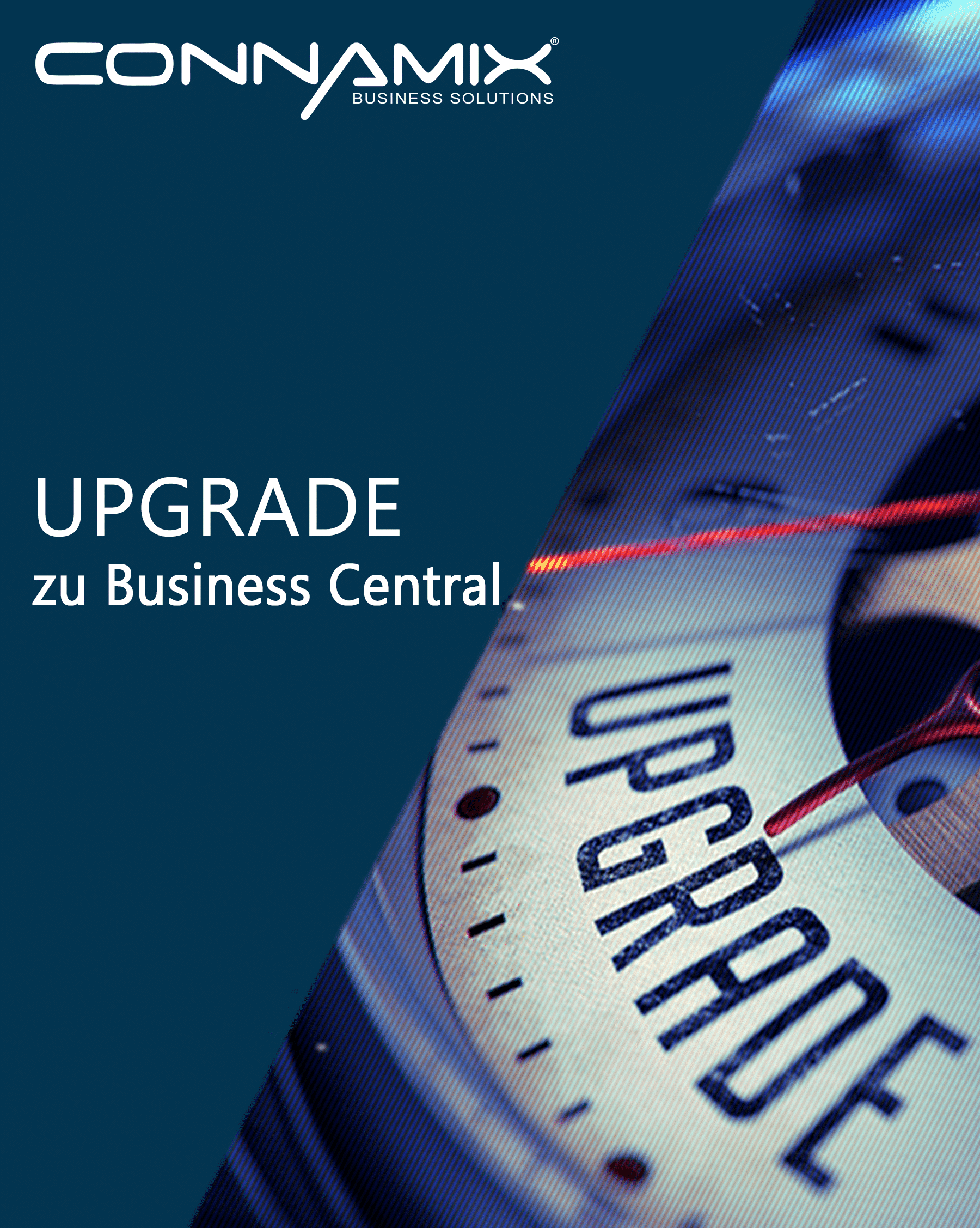 Upgrade CONNAMIX NAV Business Central BC