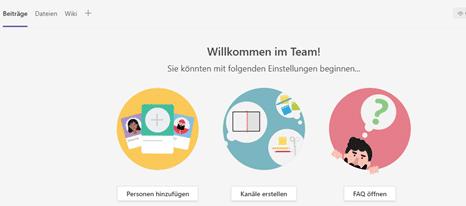 Teams Sharepoint